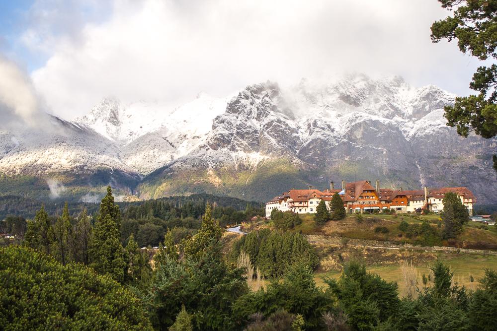 Hotel em Bariloche, Llao Llao