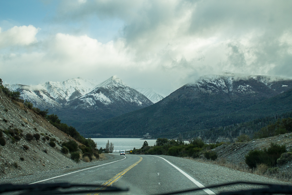 temperatura em Bariloche