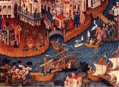 Veneza no tempo de Marco Polo