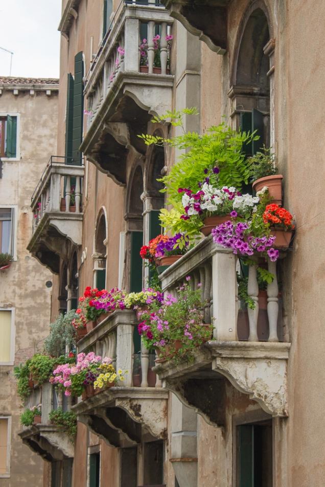 Veneza guarda volume