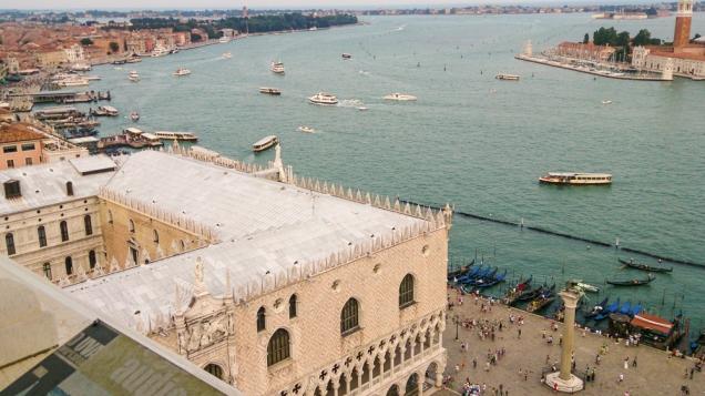 campanario San Marco Veneza