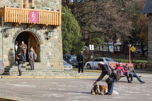 São Bernardo em Bariloche