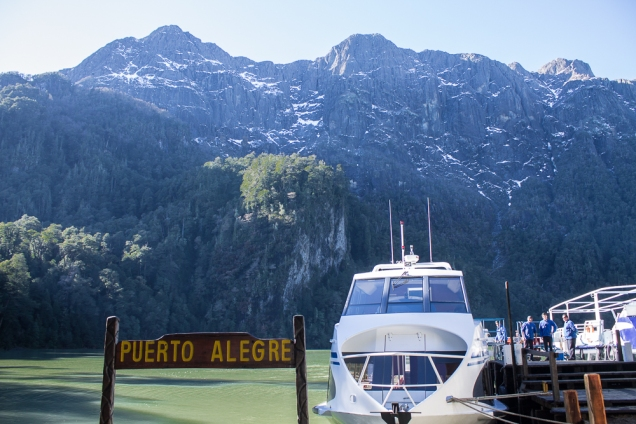 lagos argentinos
