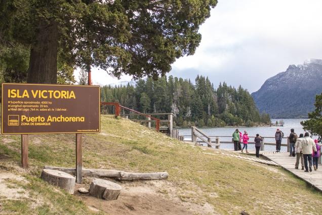 Isla Victoria
