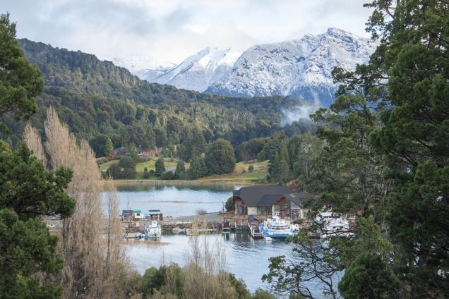 Porto Pañuelo, Bariloche