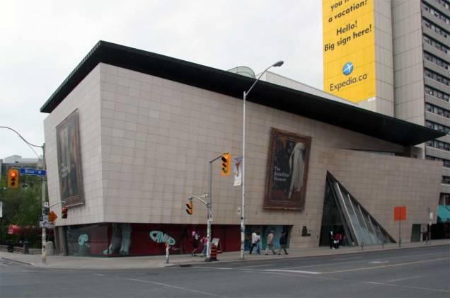 Toronto roteiro