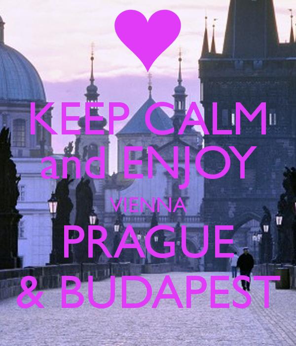 Viena Budapeste Praga