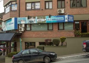 Loja da Turisur em Bariloche