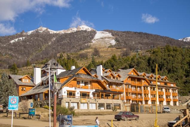 hotel em Cerro Catedral