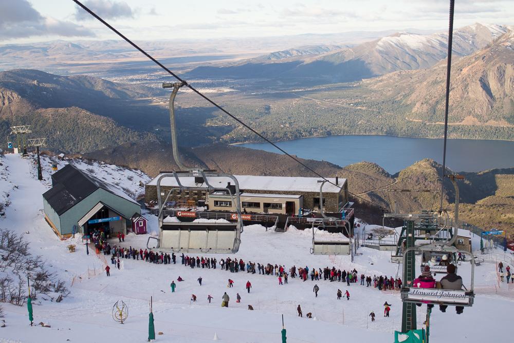 lifts em Cerro Catedral Bariloche