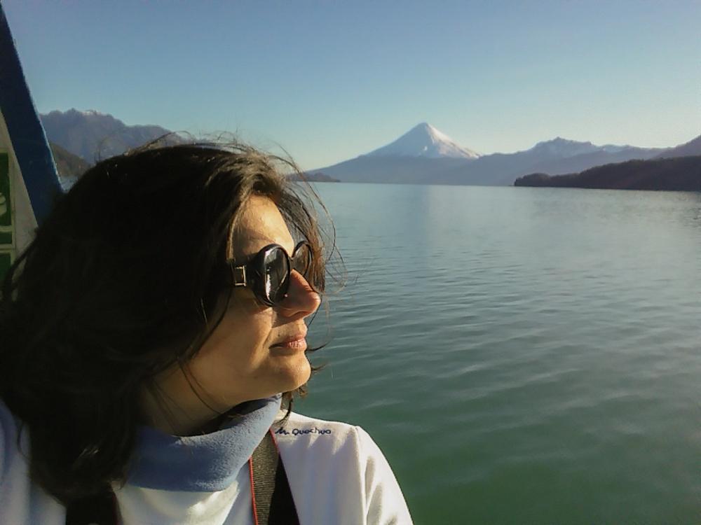 Osorno no Lago Todos Los Santos