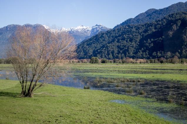 Cruce Andino cruzando os Andes