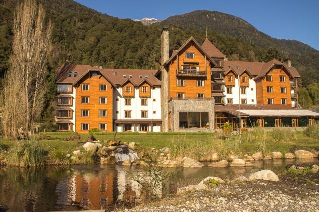 Hotel em Peulla Chile