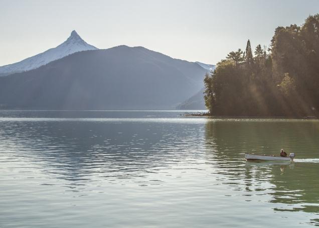 Lago Todos os Santos Chile