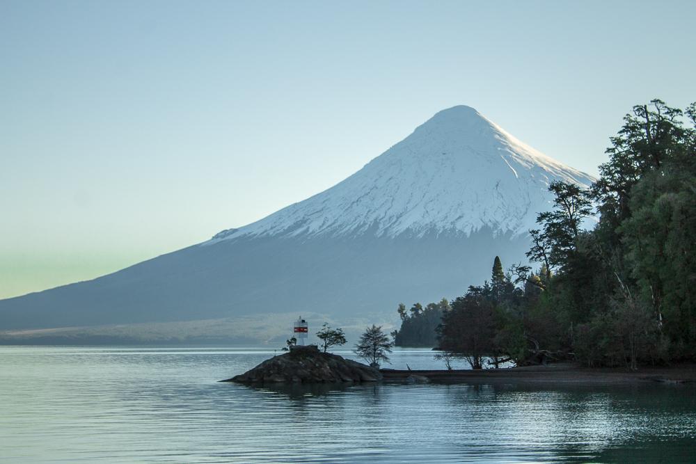 Osorno Chile Cruce Andino