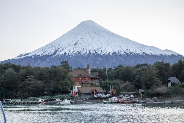 Parques Nacionais Chile