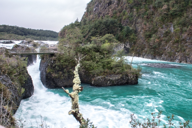 Parque Nacional Vicente Perez Rosales Chile