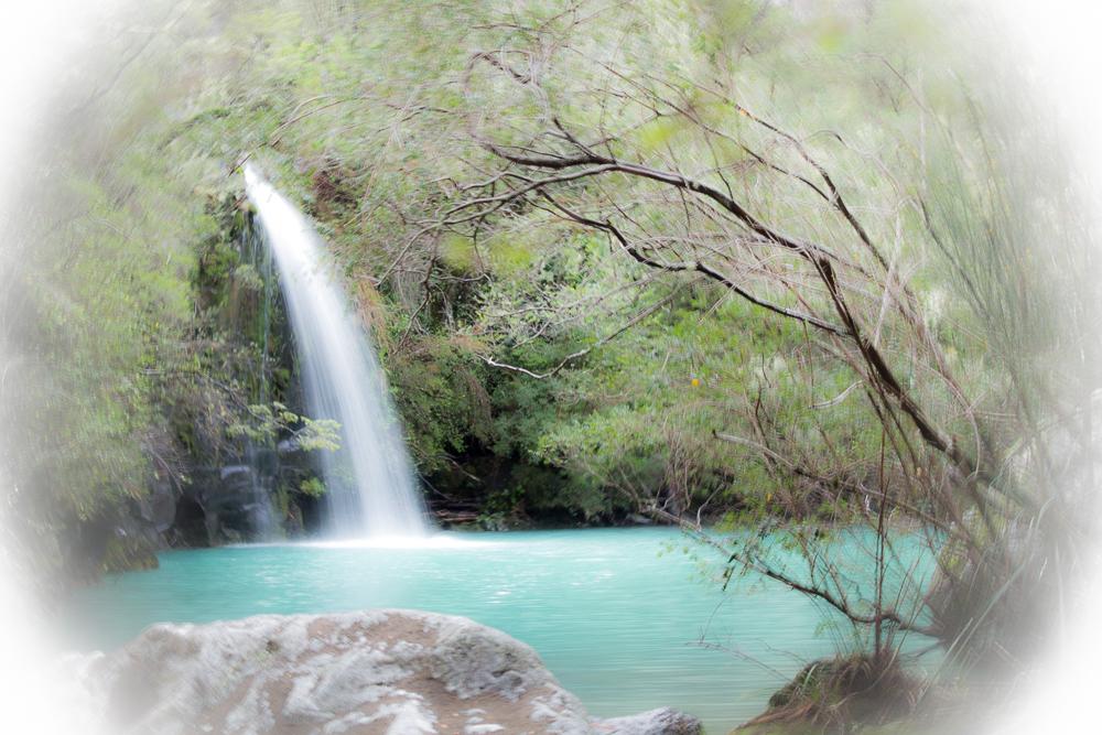 Lago em Petrohue Parque Nacional Vicente Perez Rosales