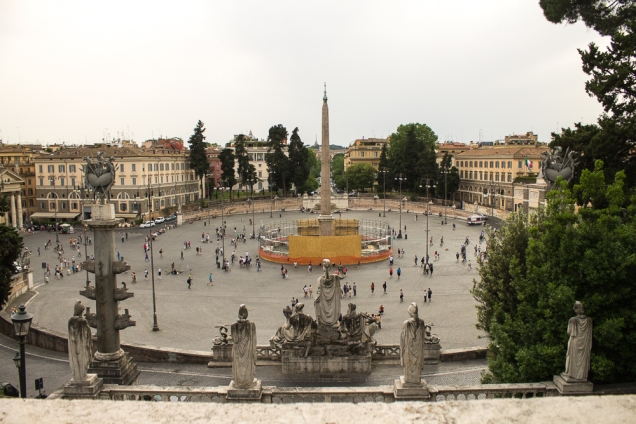 pincio Roma