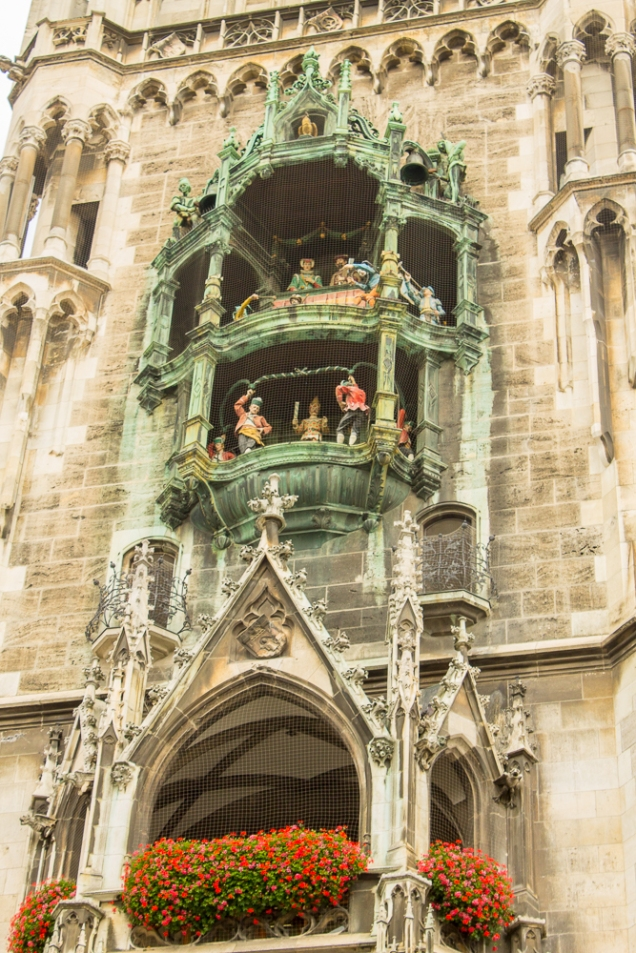 relógio de Munique