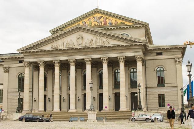museu em Munique