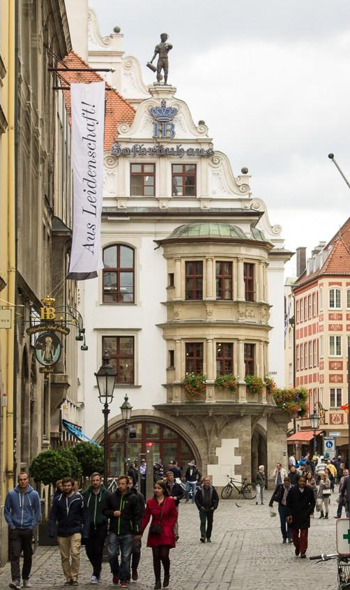 Cervejaria em Munique