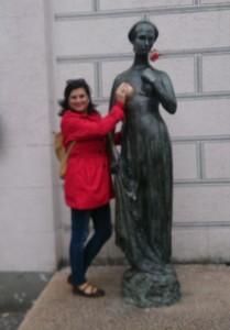 Verona doou a versão da Julieta a Munique