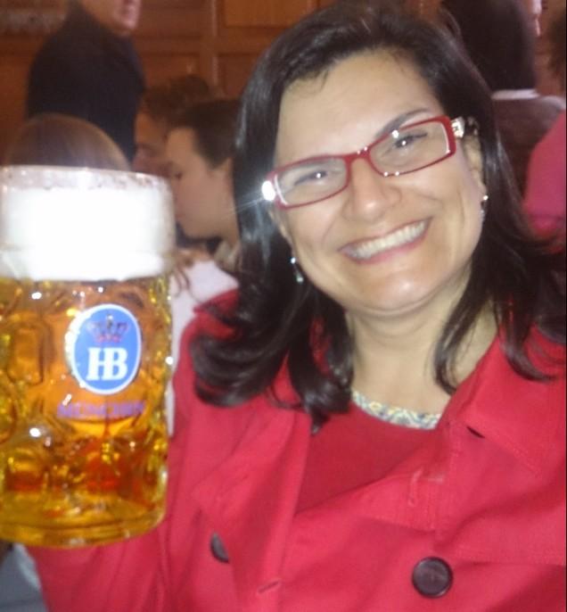 Oktoberfest onde beber