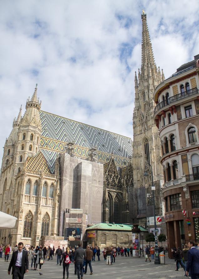 igreja Santo Estevão Viena