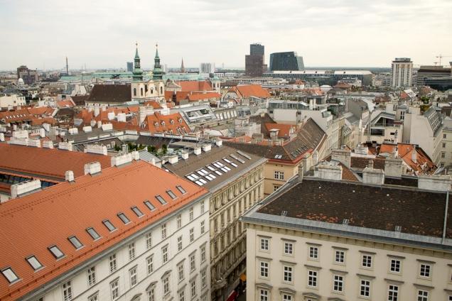 igreja S estevão Viena