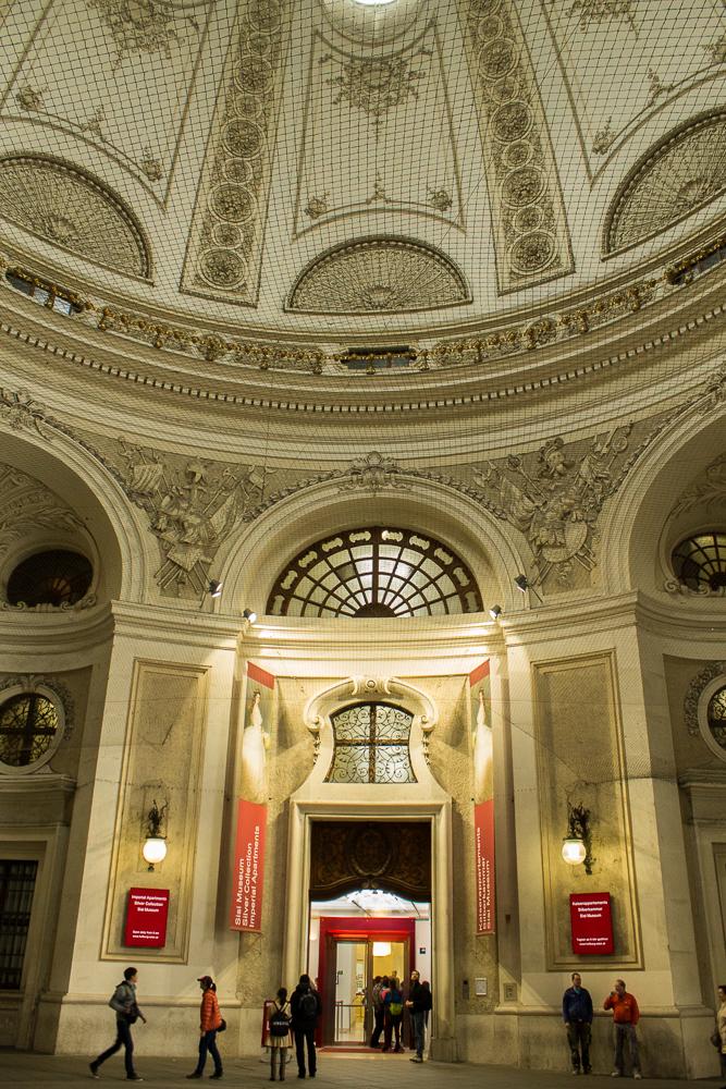 museu sissi Viena