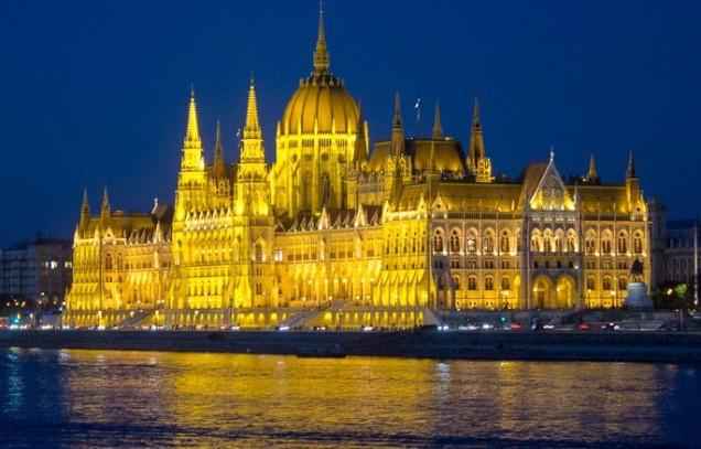 O Parlamento Húngaro