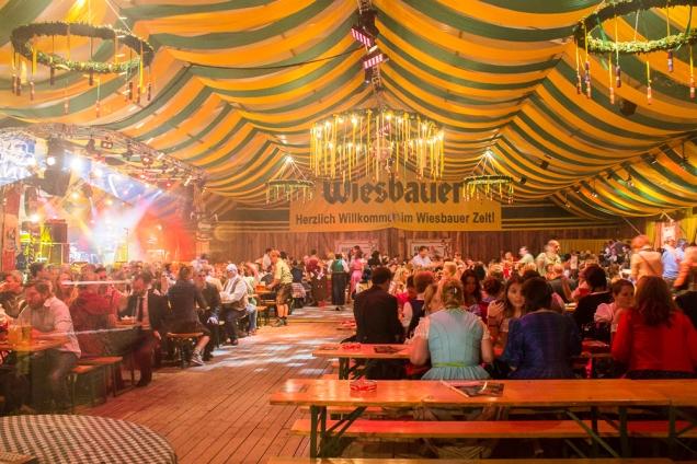A Wienfest, a Oktoberfest vienense