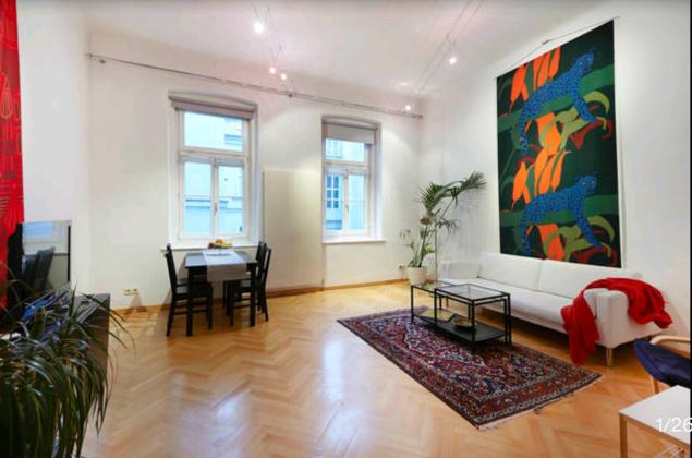 apartamento AirBnB Viena