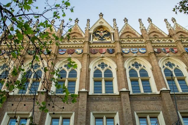 Akademisches Gymnasium, a escolad e segundo grau mais antiga de Viena