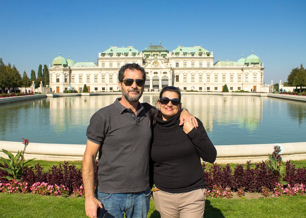 itinerário Viena