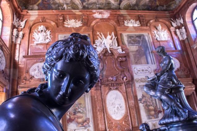 belvedere Viena palácios