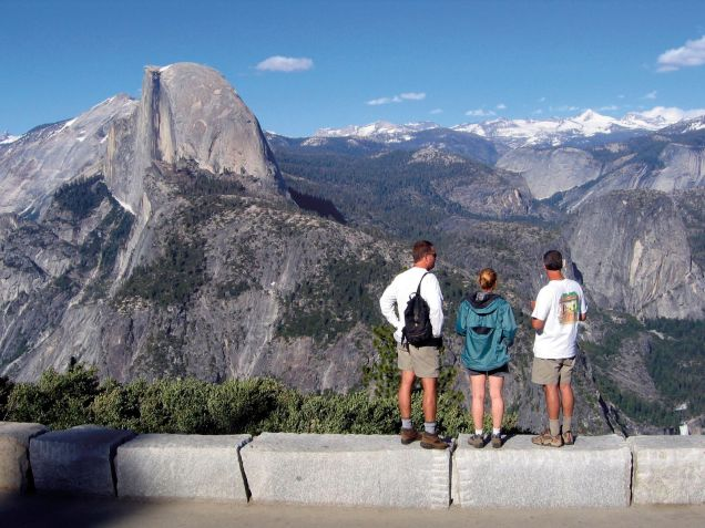 "Glacier Point, mas pode chamar de ""lugar mais Bonito do Mundo"""