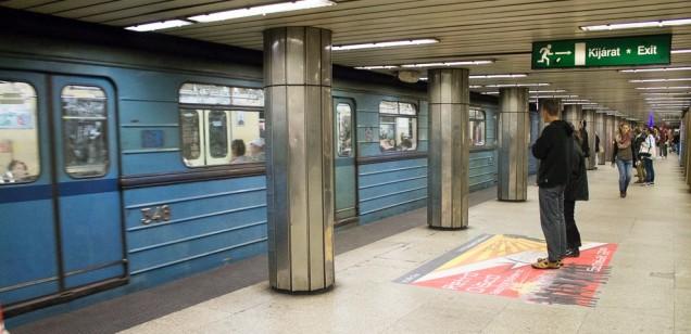 metrô Budapeste