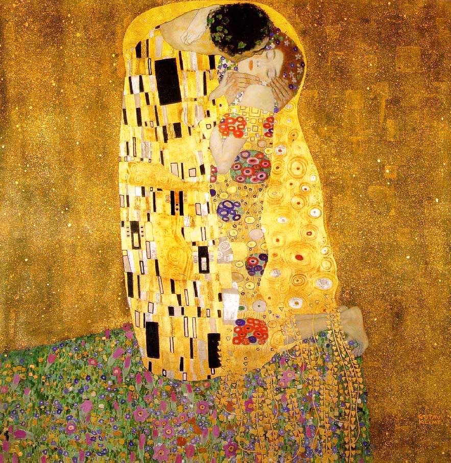 O Beijo Klimt Viena