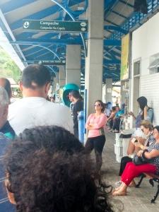 O Terminal Rio Tavares