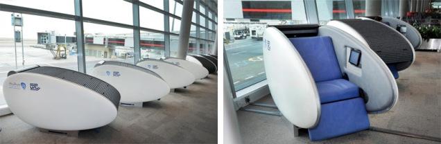 conexao longa dormir no aeroporto
