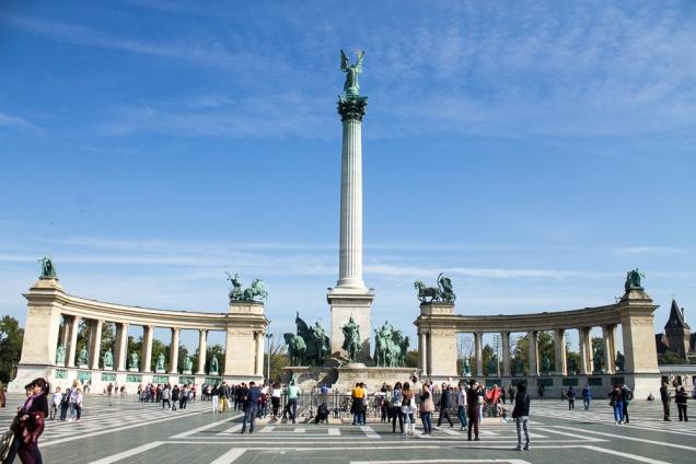 Parque da Cidade Hero's Square