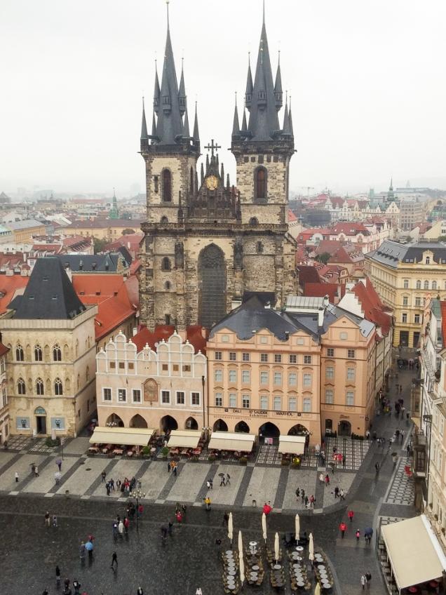Praga viagem