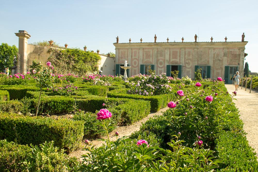 jardim Boboli Palazzo Pitti Florença