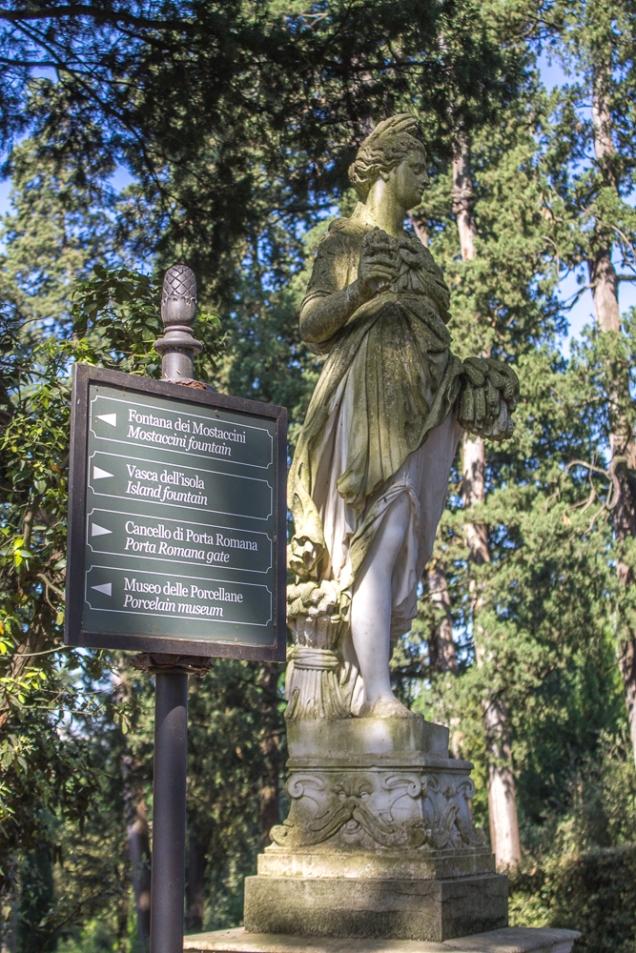 Jardins Boboli Florença
