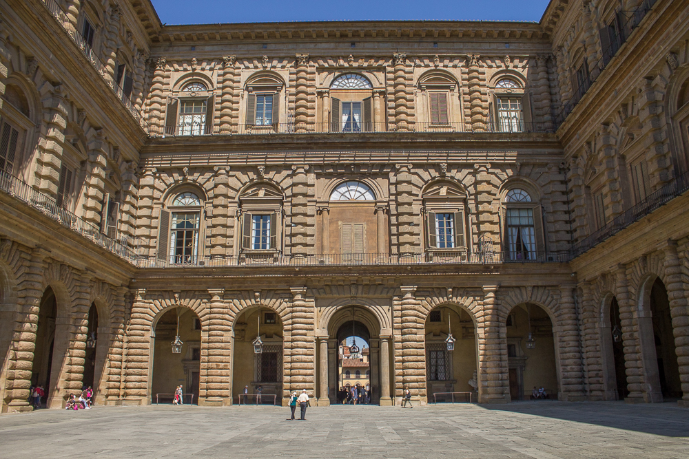 palazzo pitti florença