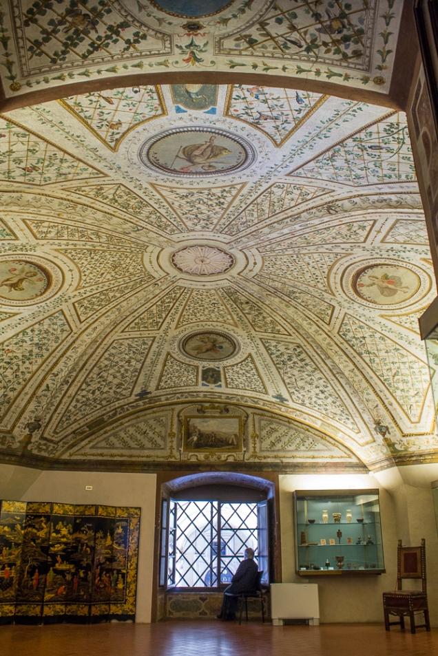 Sala do Museu da Prata, Palácio Pitti