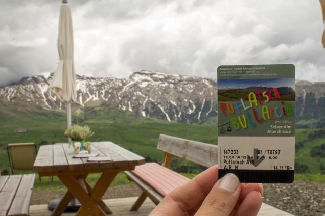 Alpe di Siussi Bullaccia
