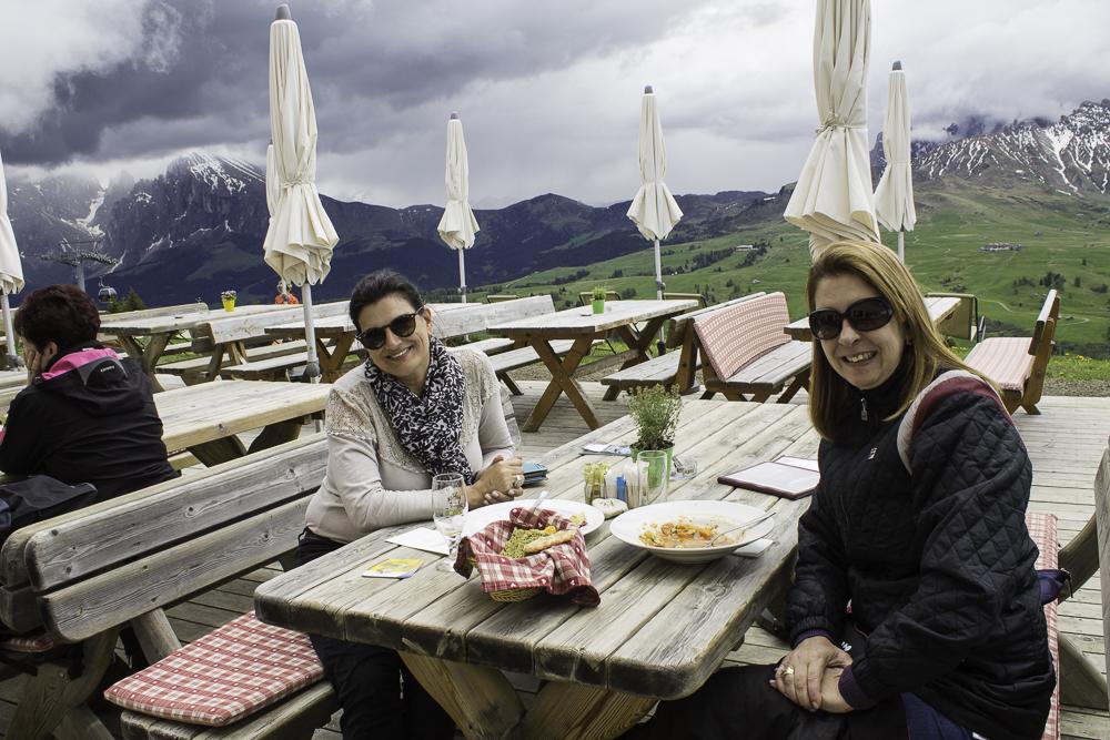 restaurante em Alpe di Siusi Itália